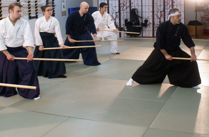 Samurai Bōjutsu (棒術)