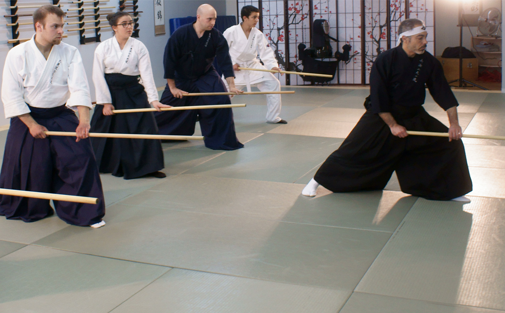Bōjutsu classes