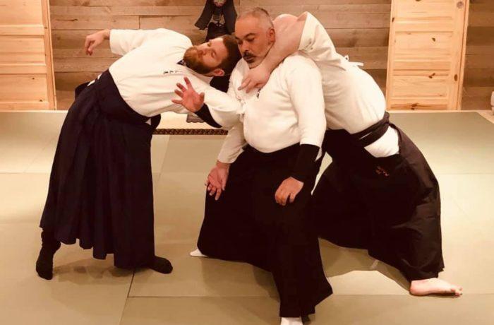 Samurai Aiki Jujutsu (合気柔術)